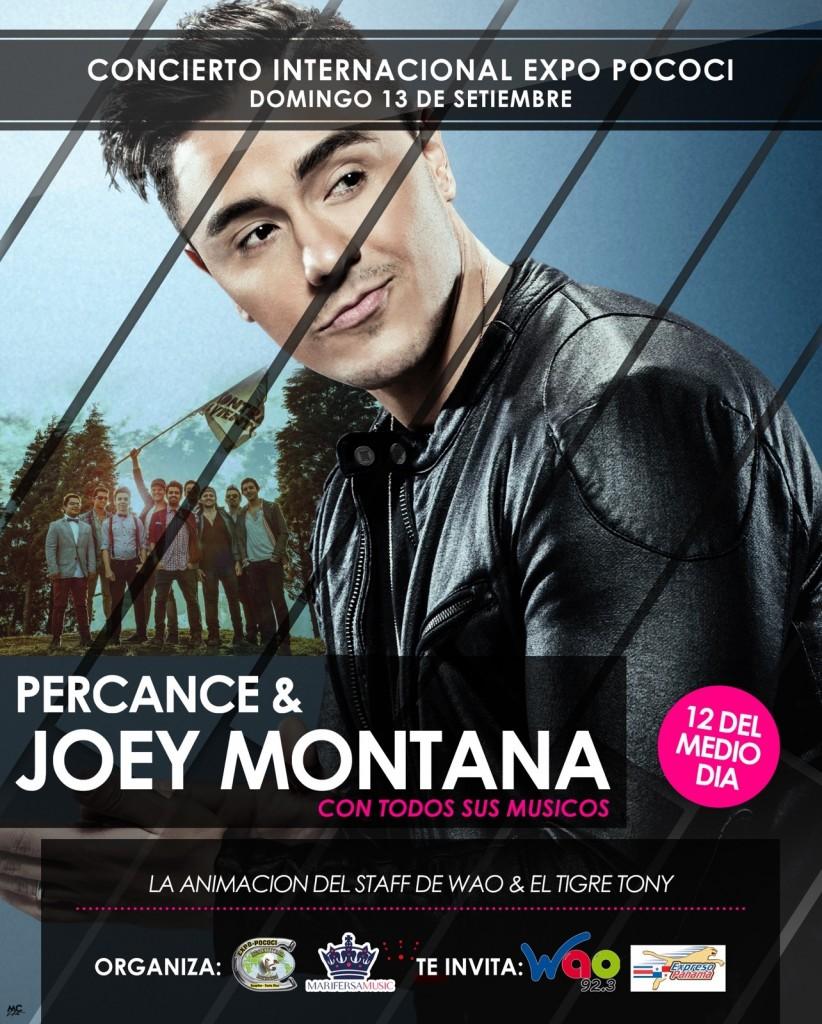Joey Montana - Expo Pococí 2015