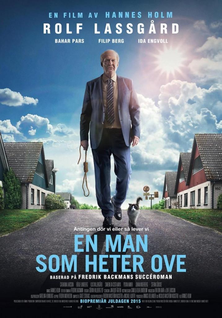 Ove (Rolf Lassgård), de 59 años, es un hombre gruñón que ha perdido la fe en todo el mundo, incluido en él mismo; hasta que su visión negativa del hombre y la sociedad es puesta a prueba por una familia que se muda a la casa de al lado.