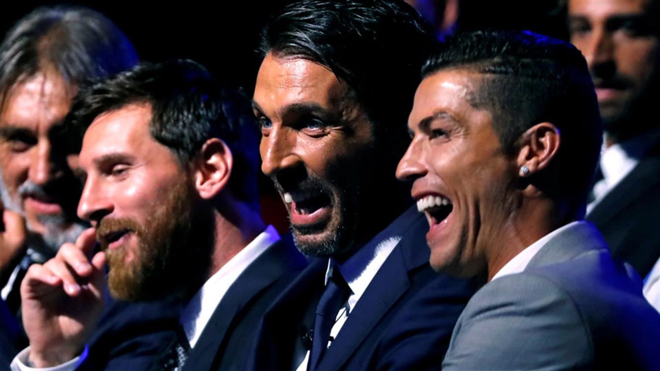 Buffon le ganó a Keylor y Neuer en The Best