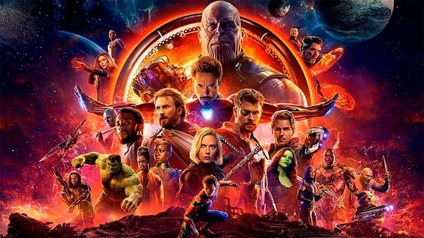 'Avengers: Infinity War' recauda 1.000 millones de dólares en solo 11 días