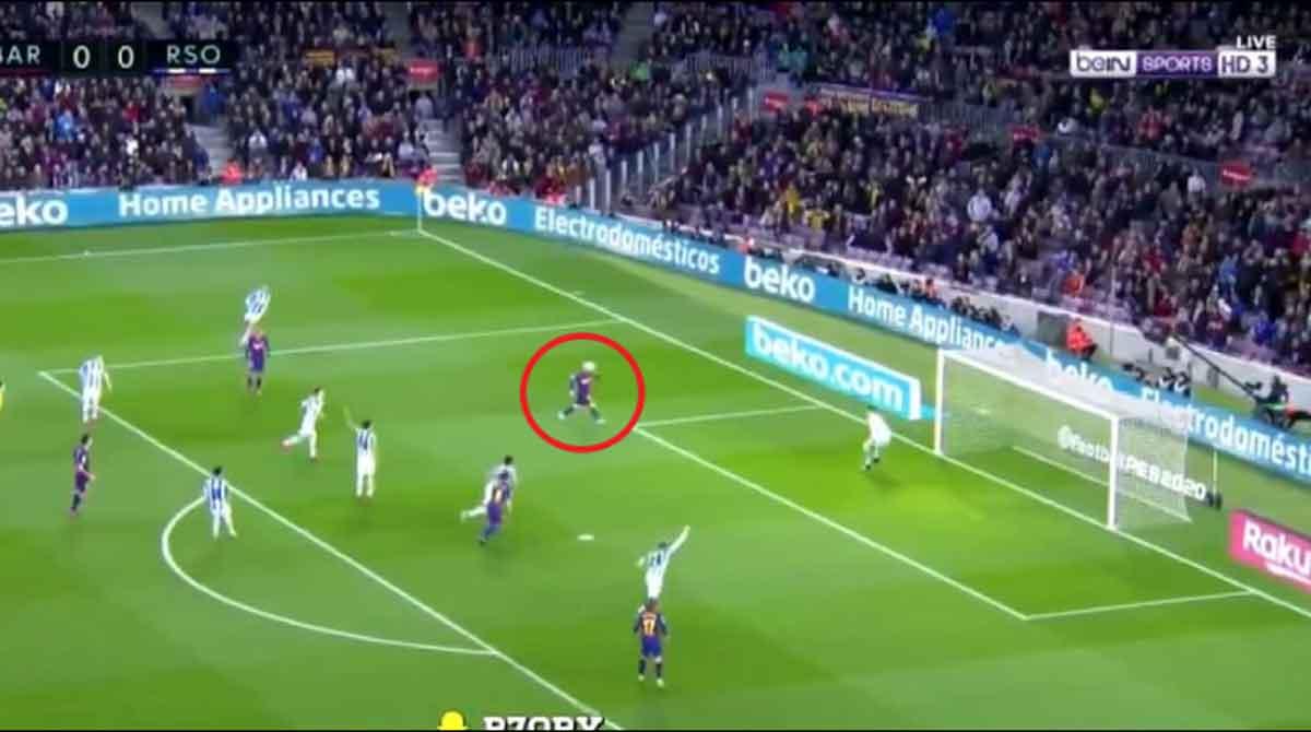 Barcelona recibe a la Real Sociedad, sin margen de error